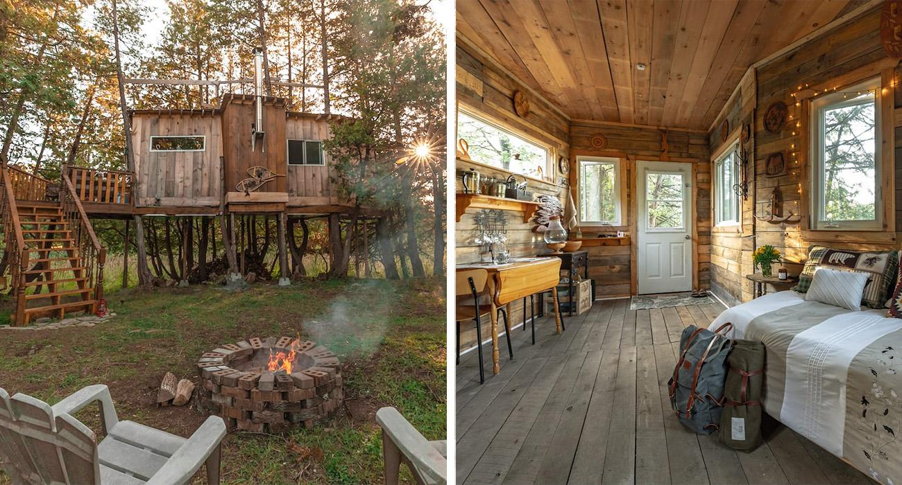 unique ontario airbnbs