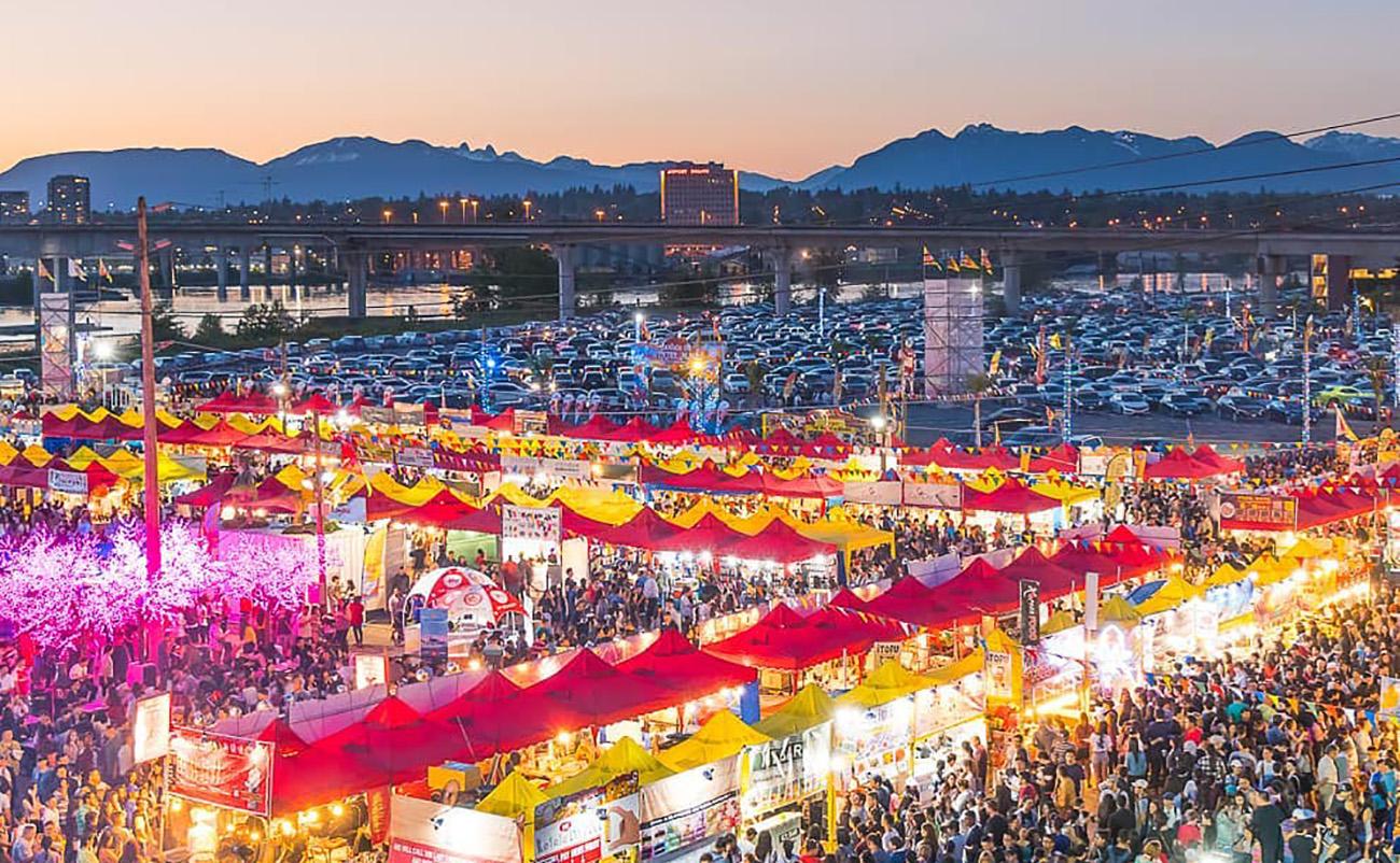 richmond night market 2021