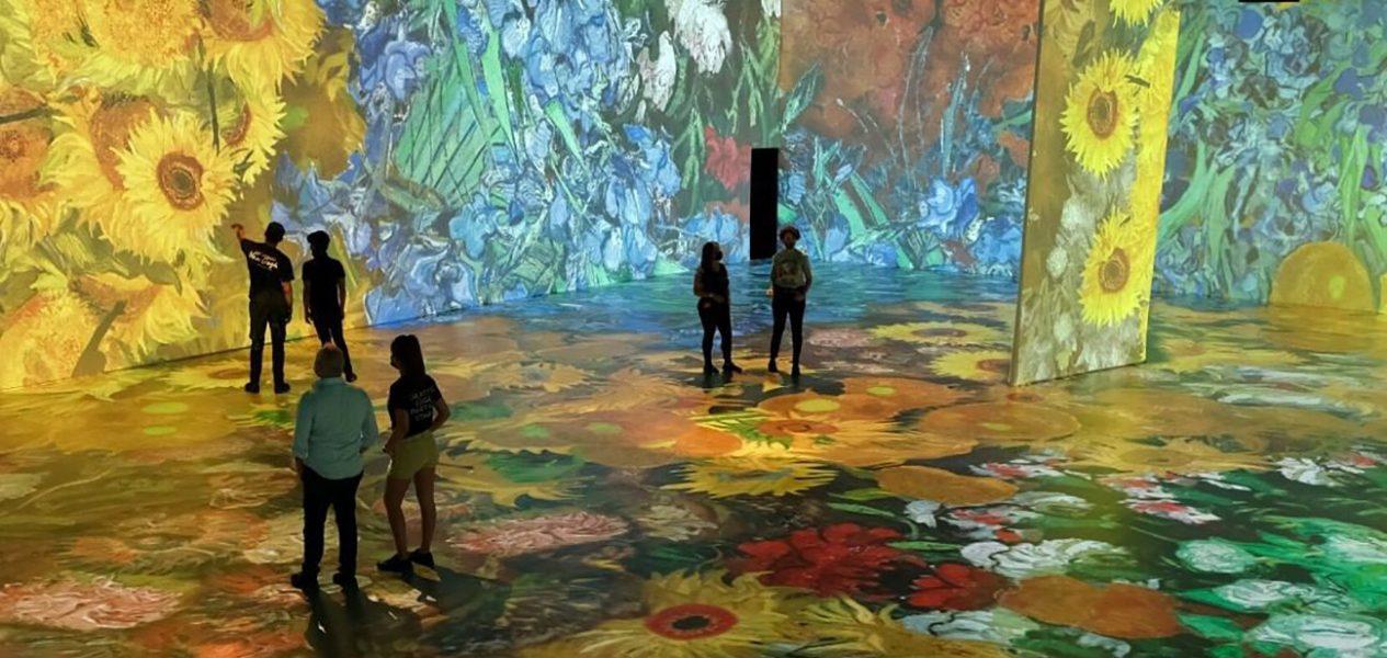 Beyond Van Gogh Calgary
