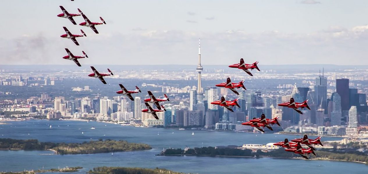 canadian snowbirds tour