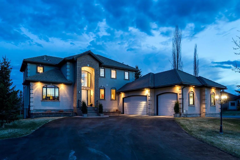 homes for $1 million alberta