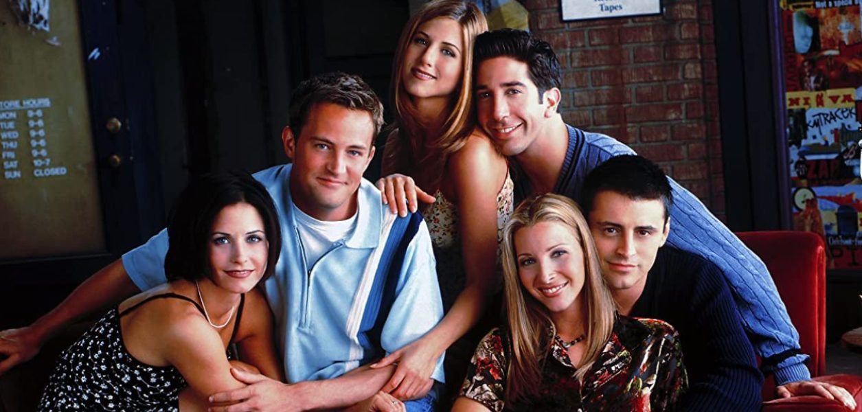 Here's when & how Canadians can catch this month's Friends reunion