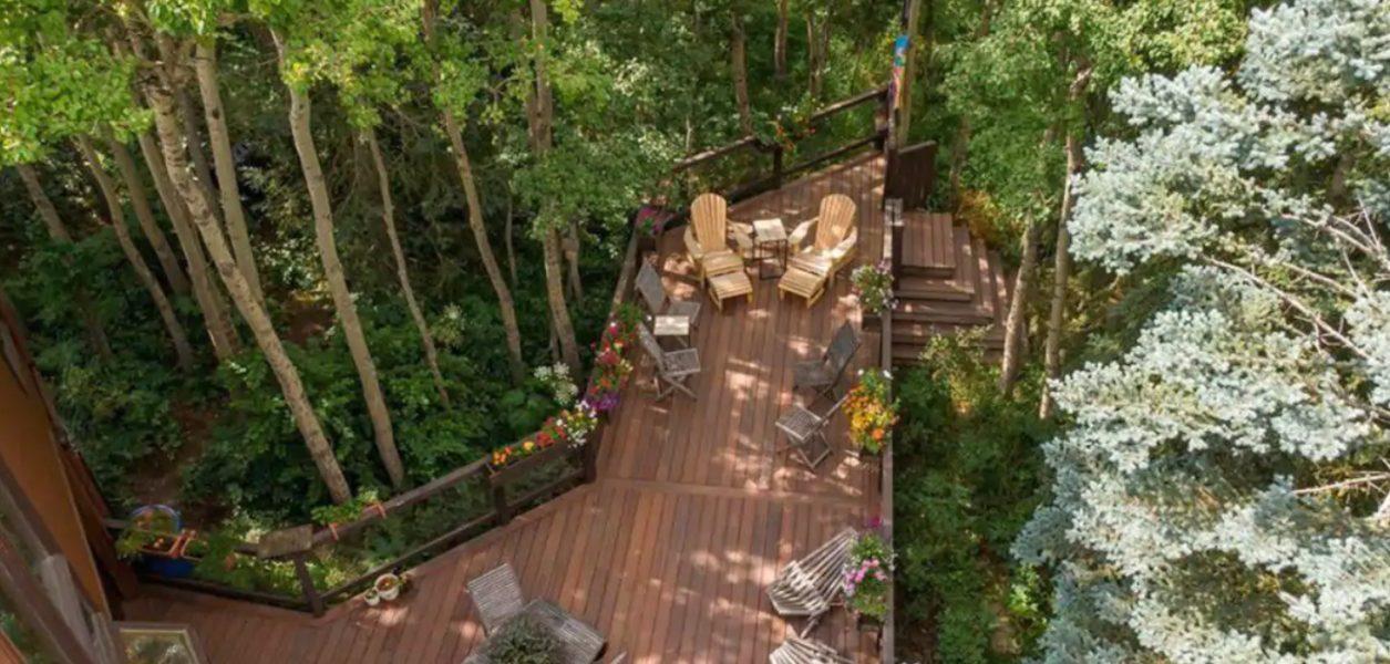 treehouse hideaway