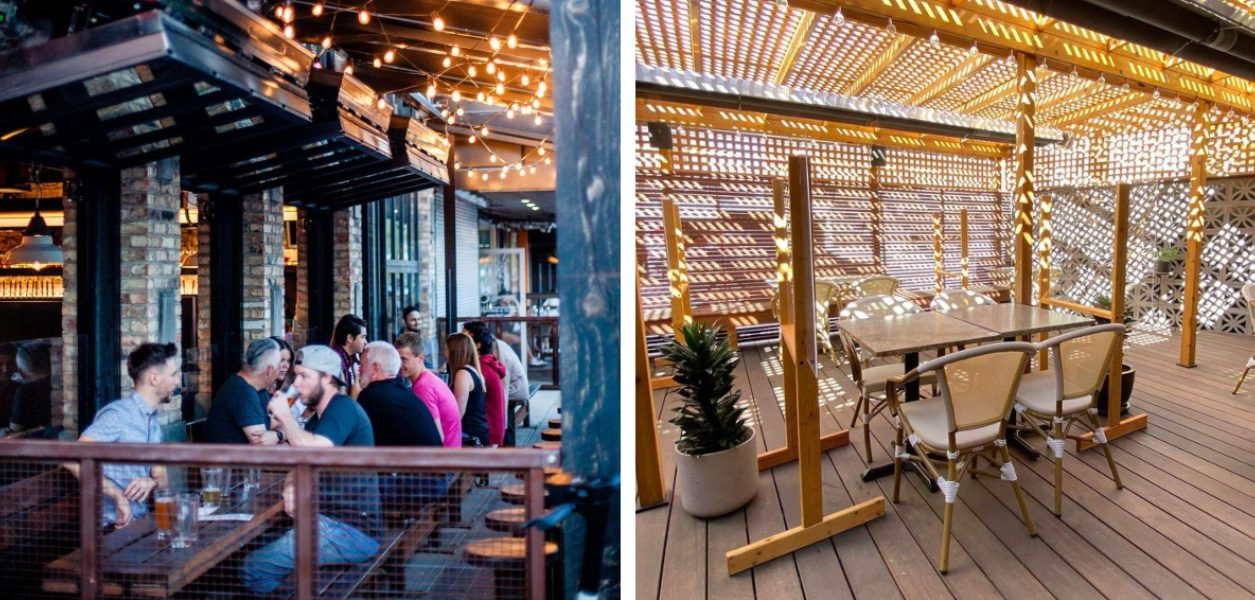 21 cozy heated patios that you have to check out in Calgary