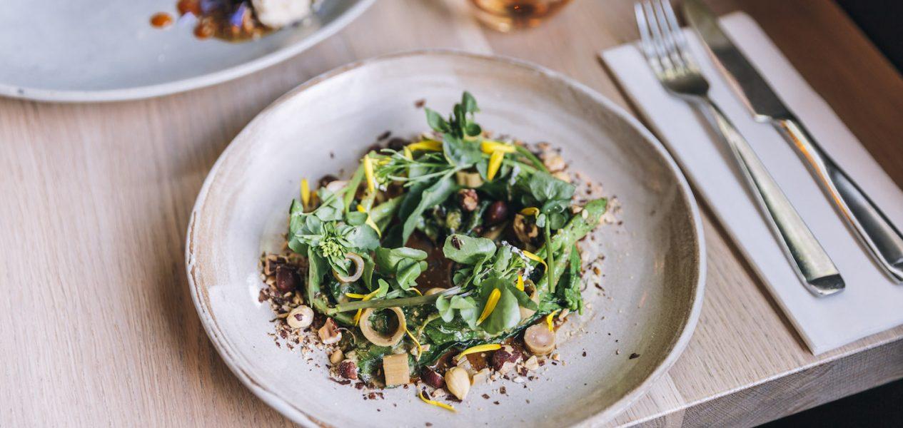 the acorn vegan restaurants vancouver