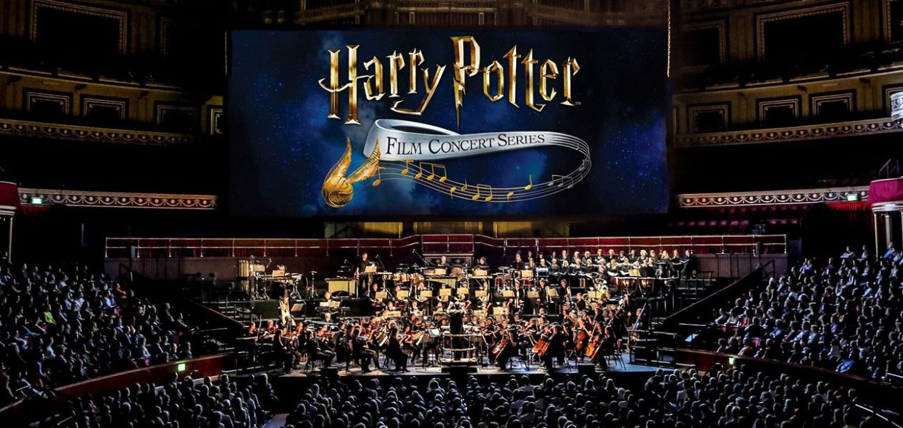 harry potter concert toronto