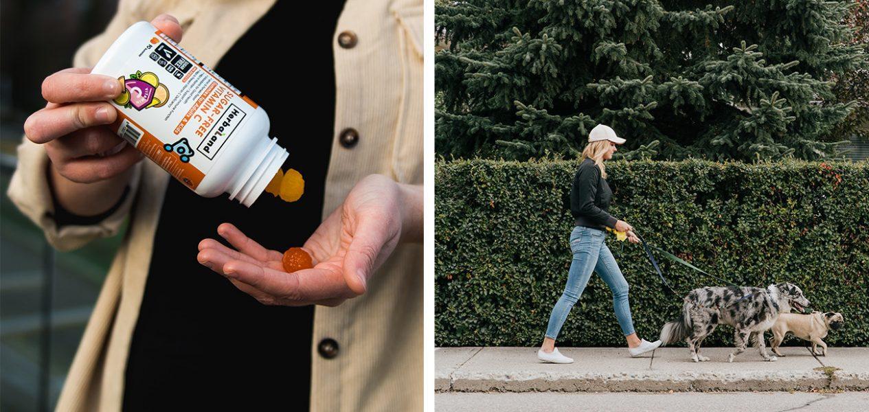 herbaland gummies immune system tips