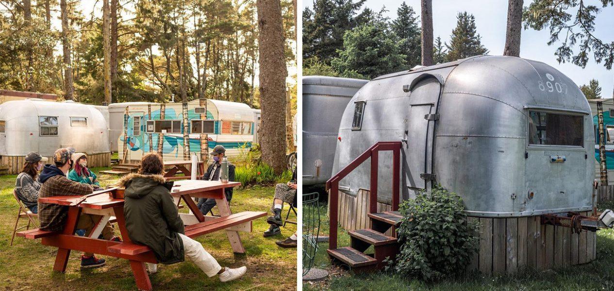 sou'wester lodge vintage trailer park washington resort