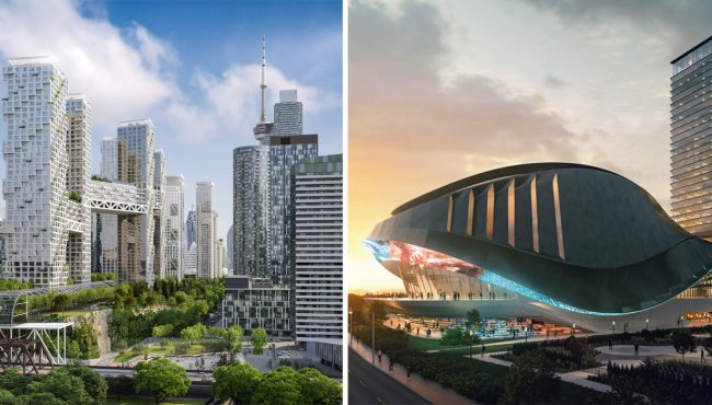 10 exciting developments & buildings coming to the GTA
