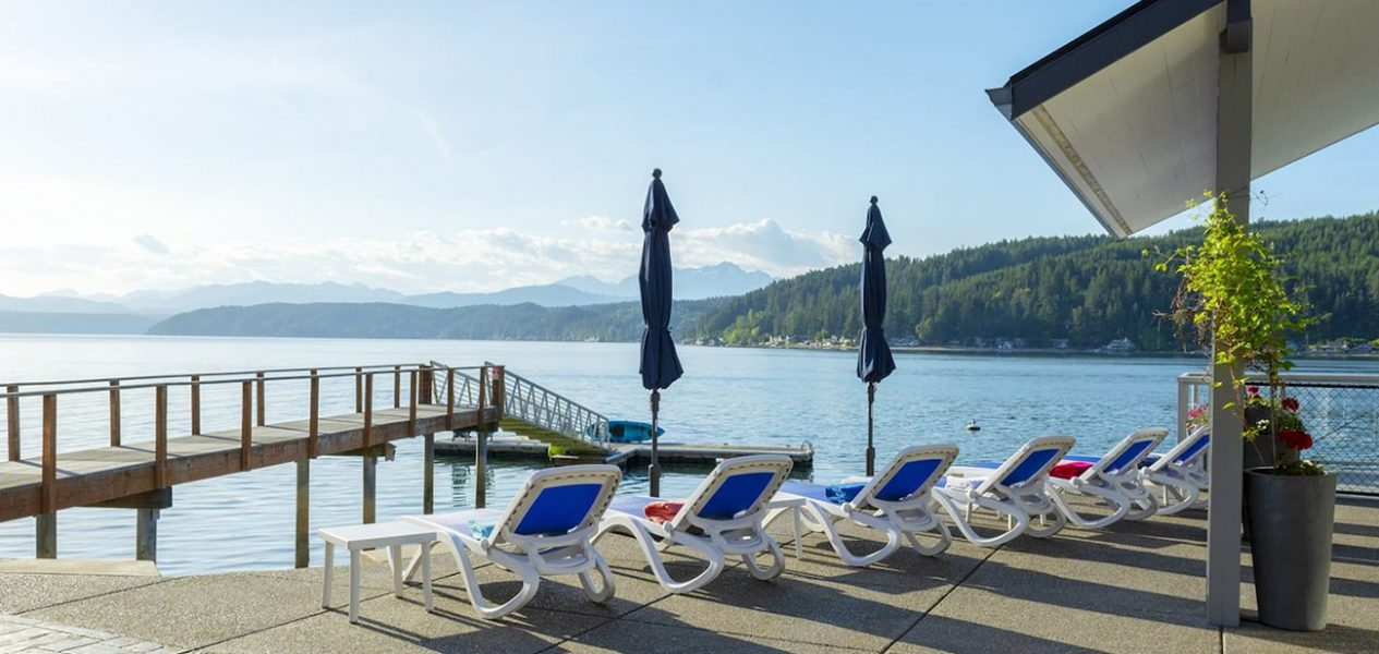 hood canal airbnb