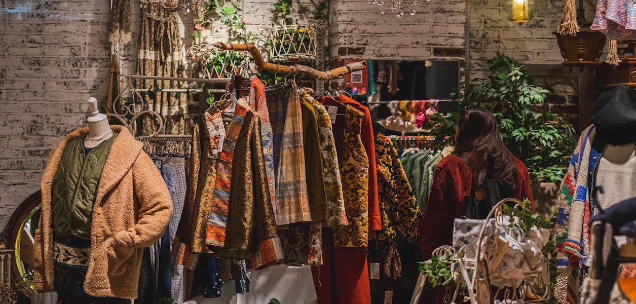 vintage clothing shops seattle