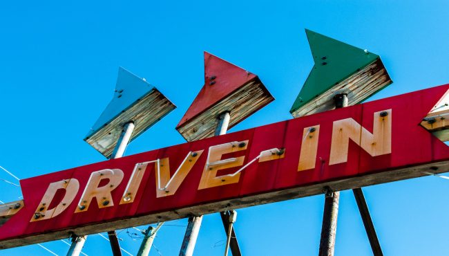 Drive-in Movies at Marymoor Park