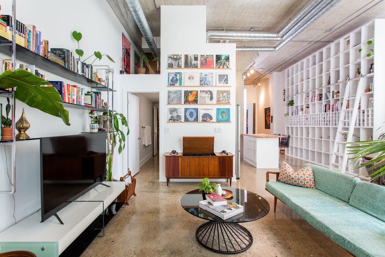 trendy loft