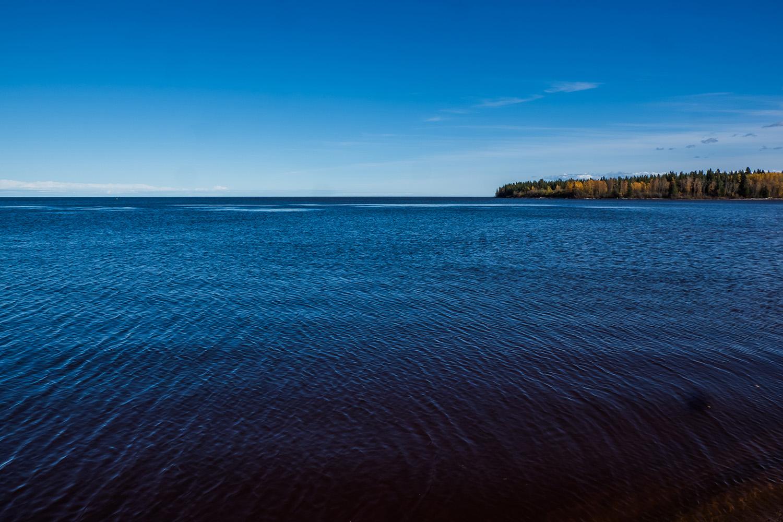 great slave lake beautiful lakes canada