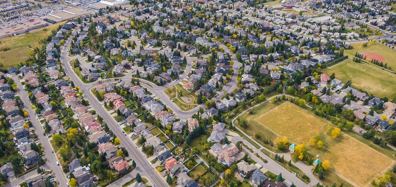calgary residential speed limits