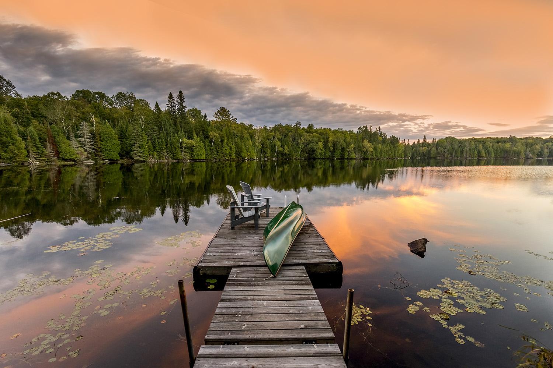 lake muskoka beautiful lakes canada
