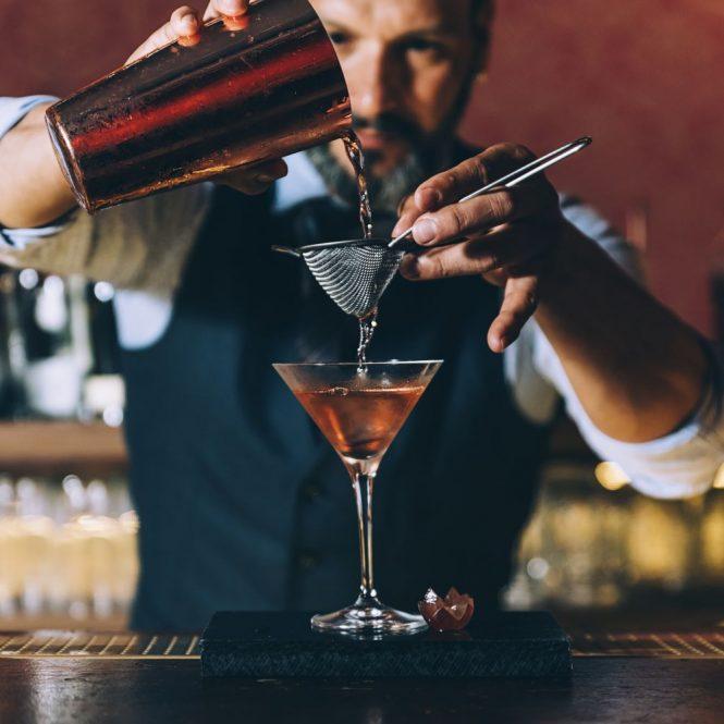 Shelter cocktail classa