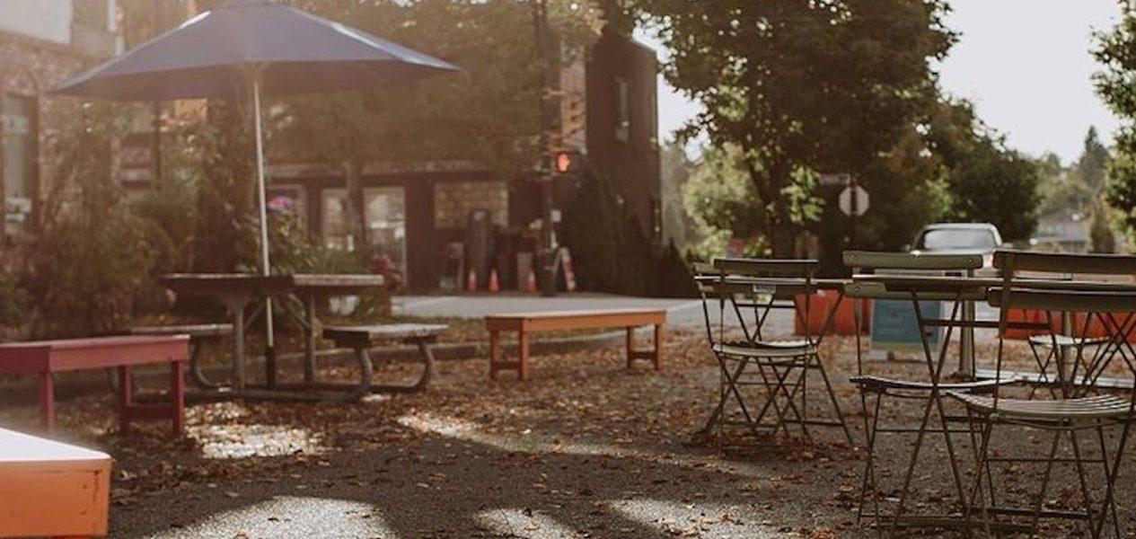public drinking plazas vancouver