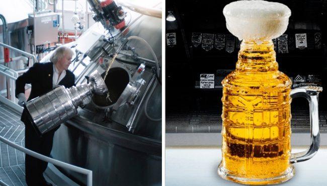 molson stanley cup batch beer