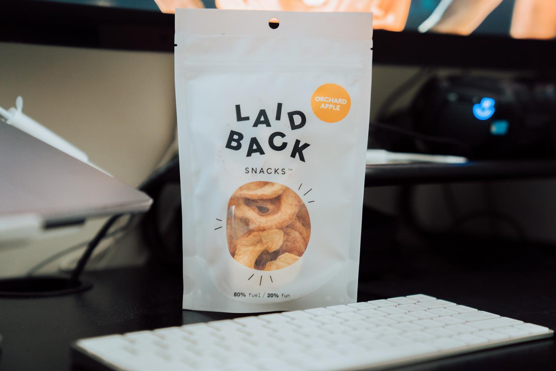 laid back snacks