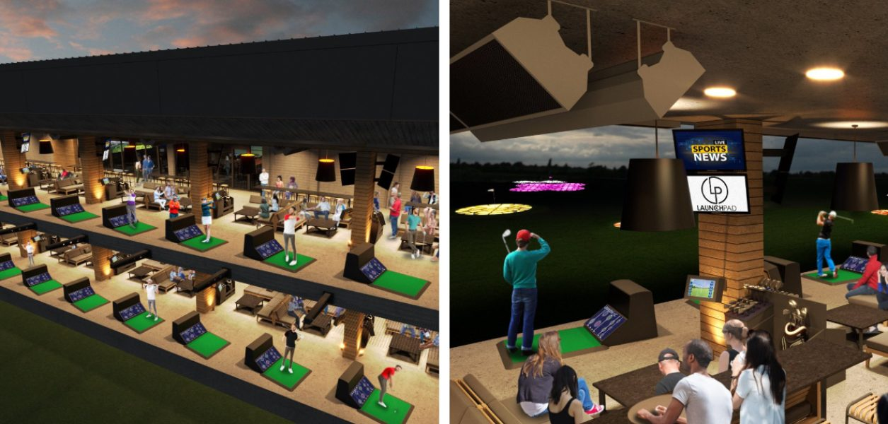 Canada's very first TopGolf-like facility just broke ground in Calgary