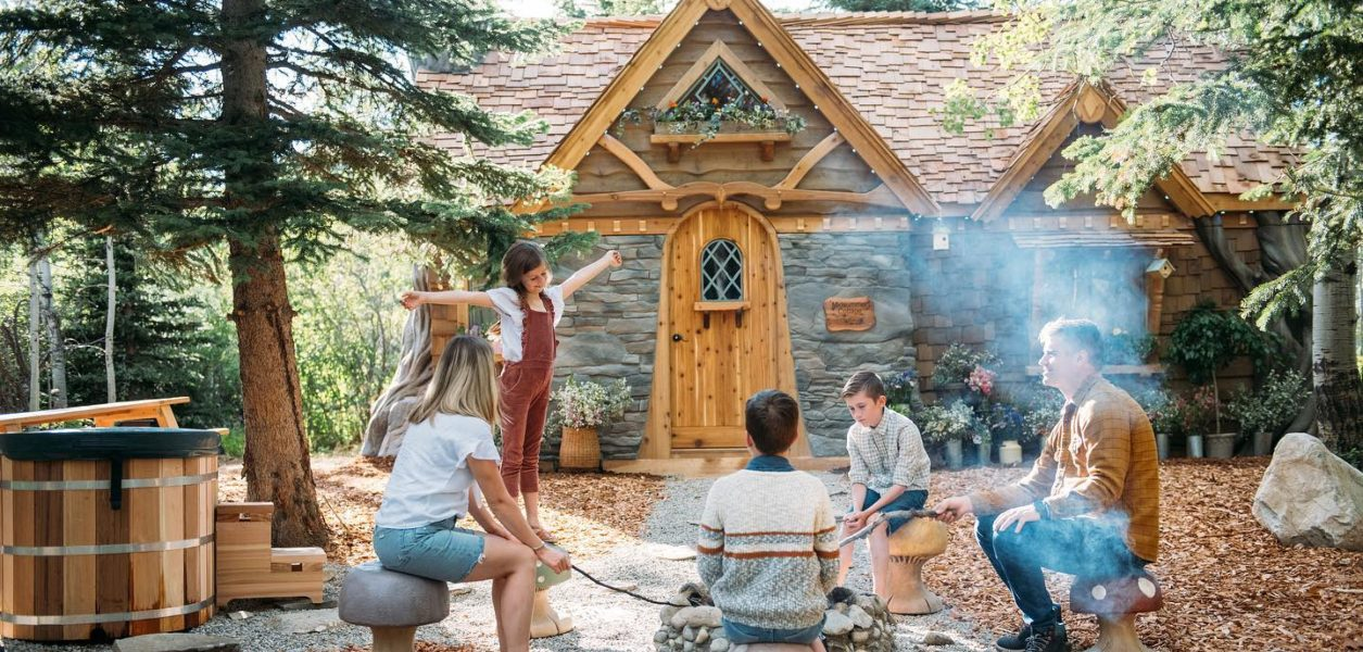 Alberta's enchanting forest resort is now booking for this season!
