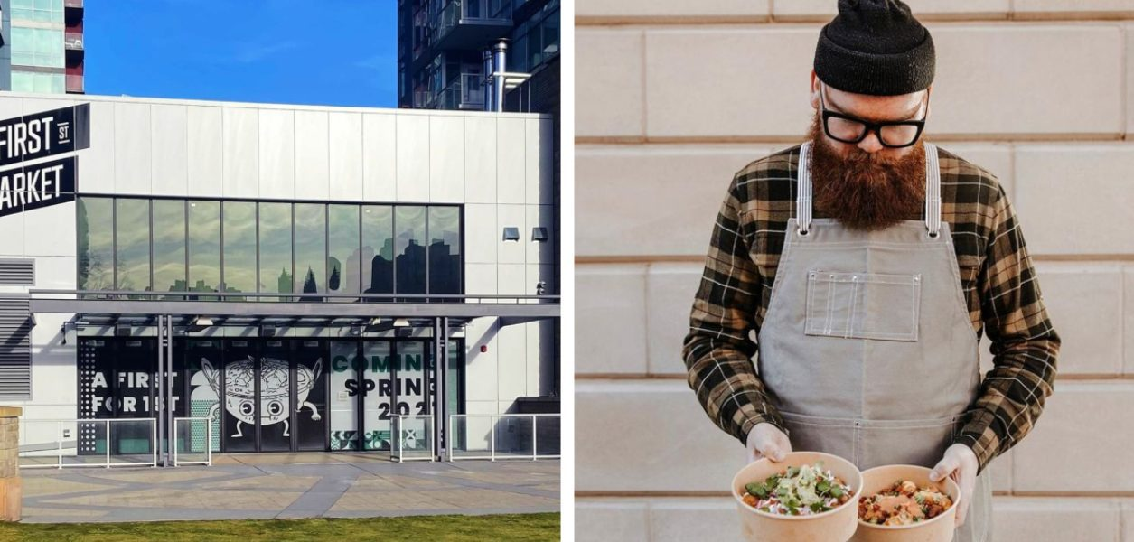 A new urban food hall featuring Calgary's hottest chefs to open on 1st Street
