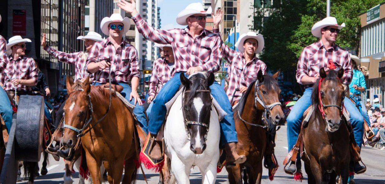 Here's what the 2021 Calgary Stampede Parade will look like
