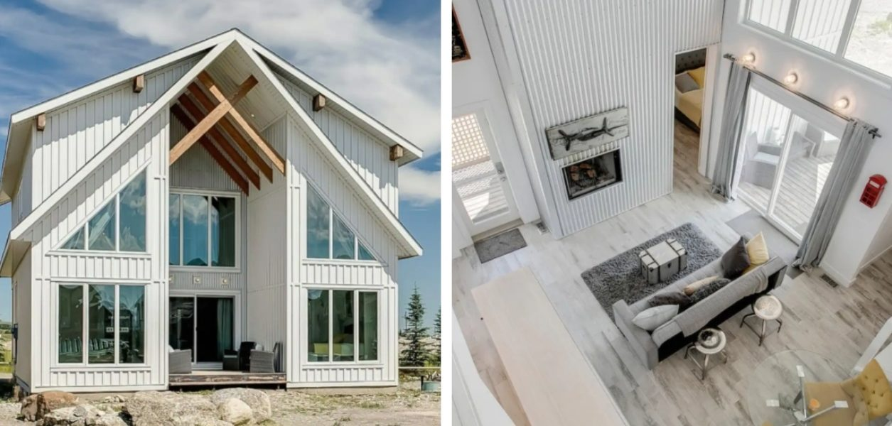 Paper planes cottage