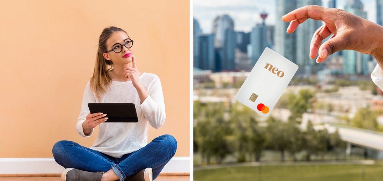 neo financial improve credit score