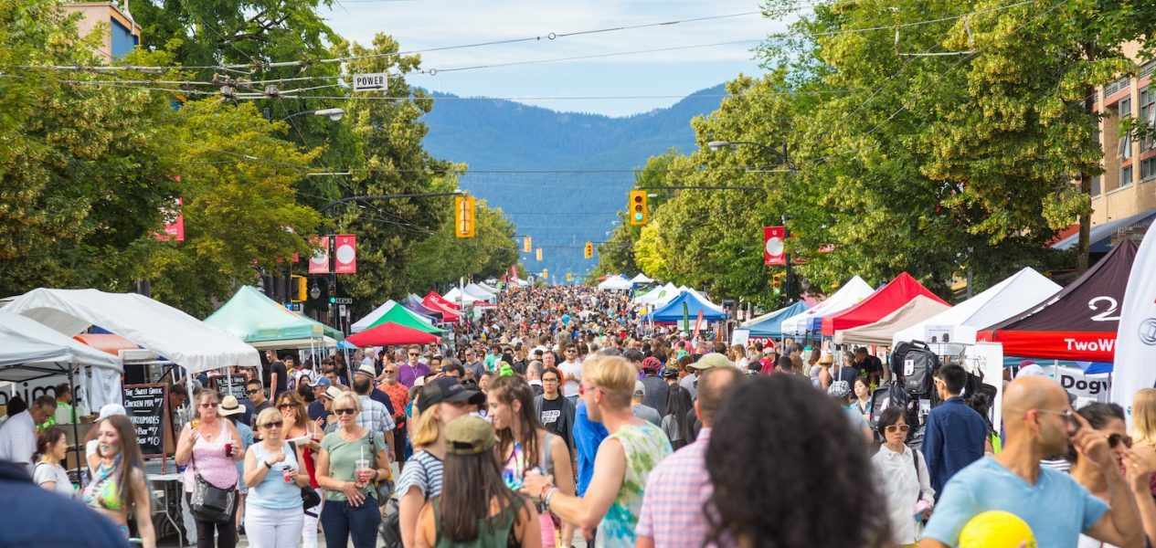 car free month day vancouver