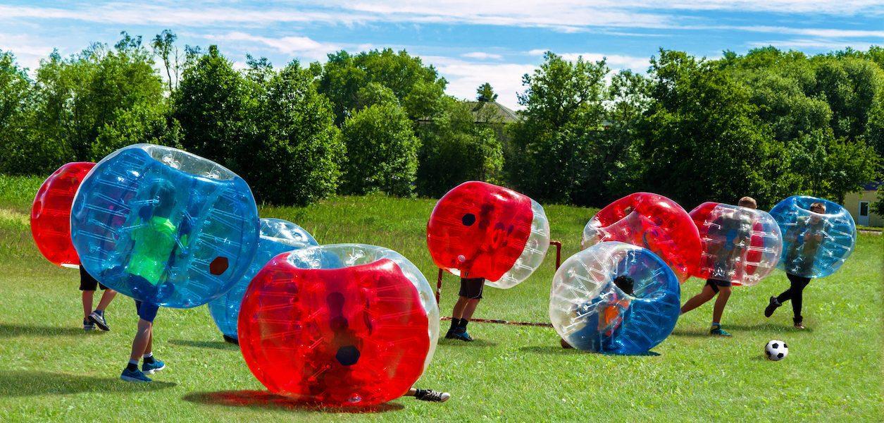 bubble soccer toronto