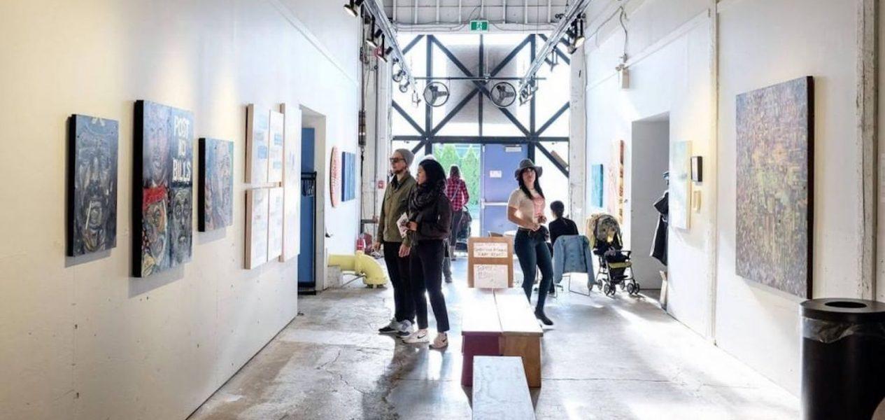 eastside arts district