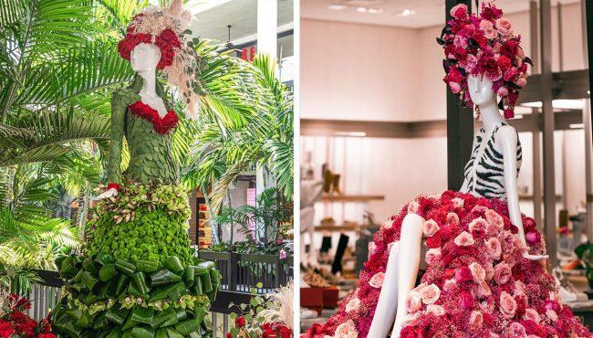 floral display vancouver