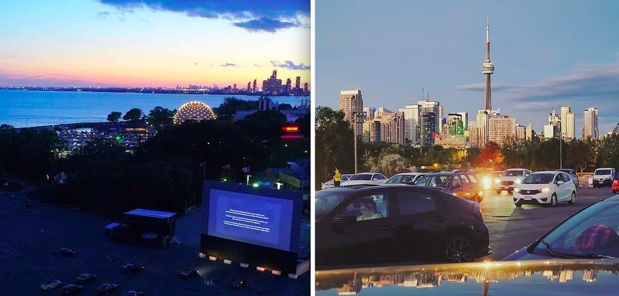 ontario place drive-in