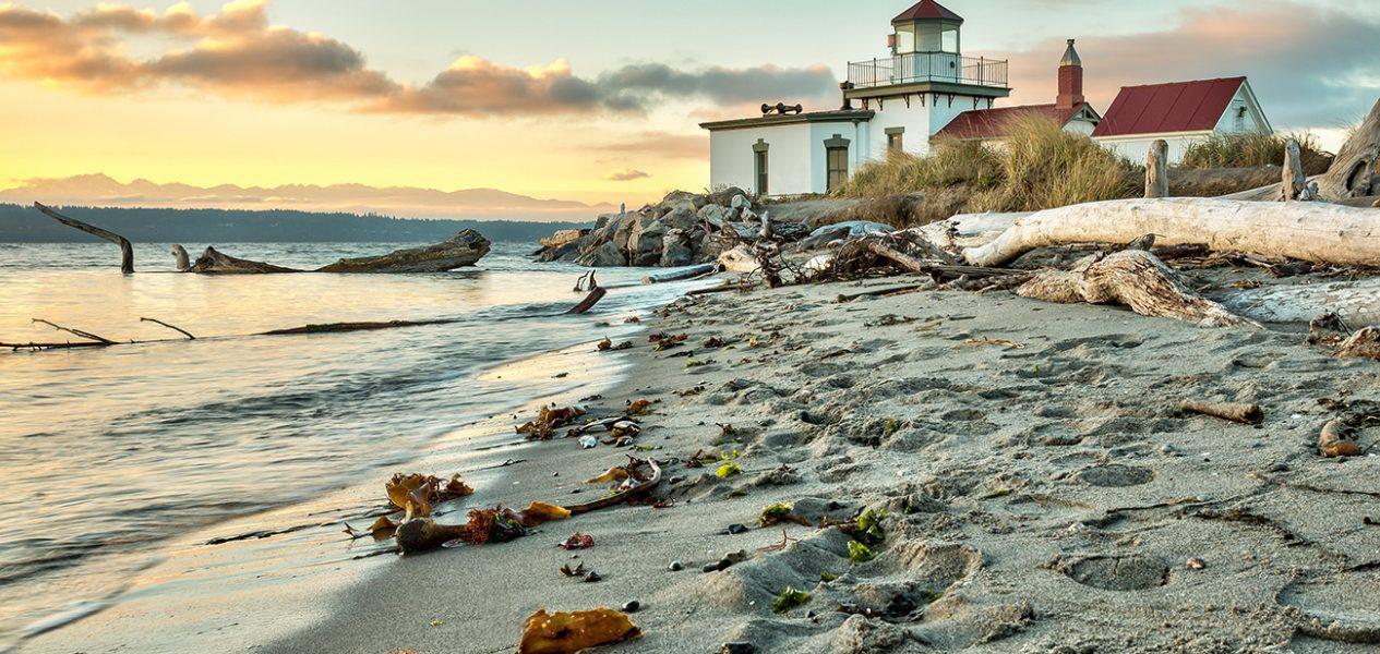 west point lighthouse best beaches seattle
