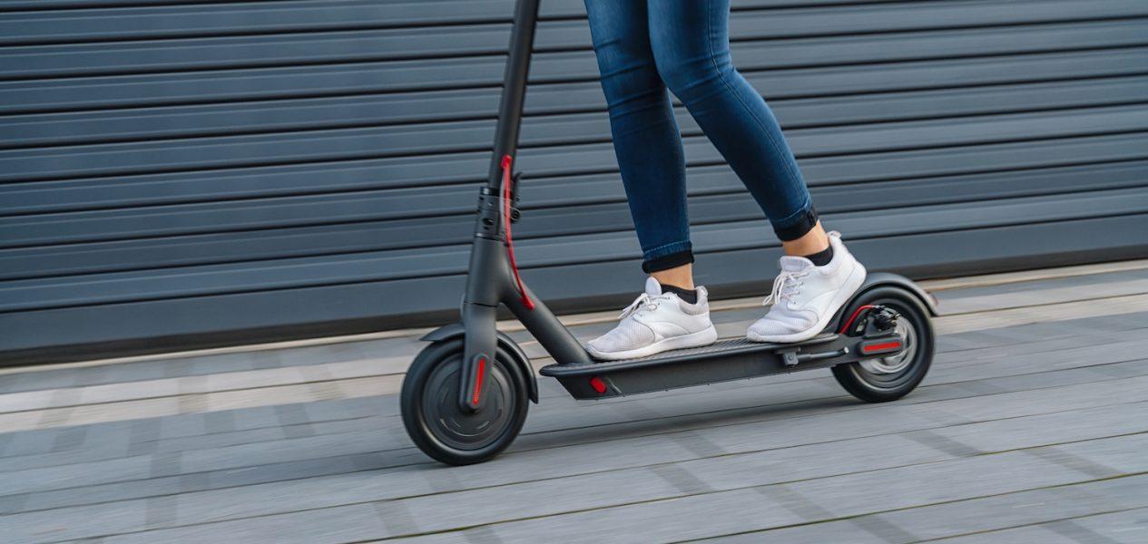 e-scooters vancouver
