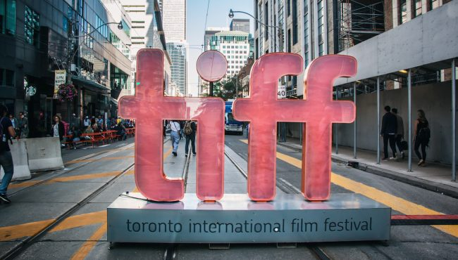 toronto internacional film festival