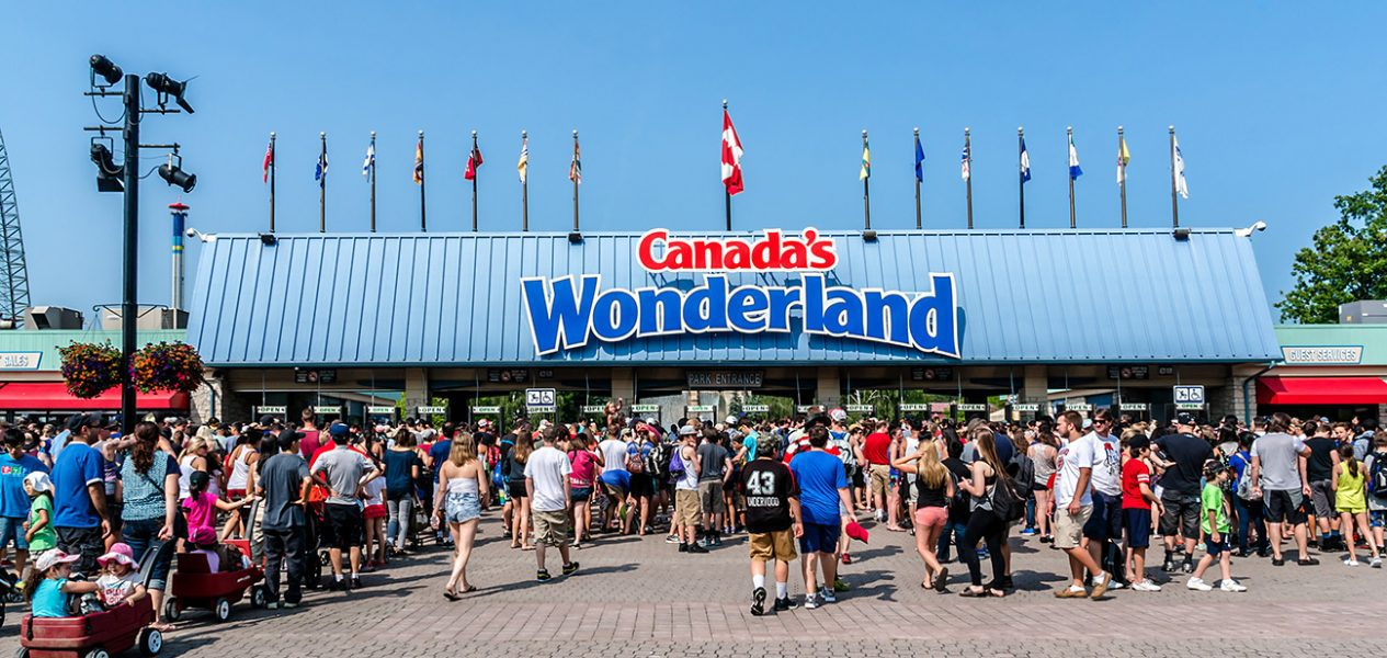 Tickets for Canada's Wonderland's newly announced summer reopening go on sale this week!
