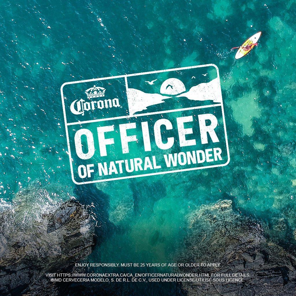 officer of natural wonder canada