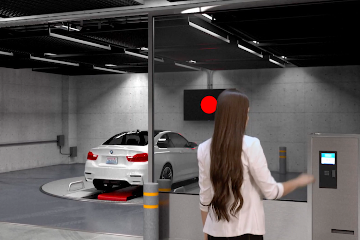 automated valet