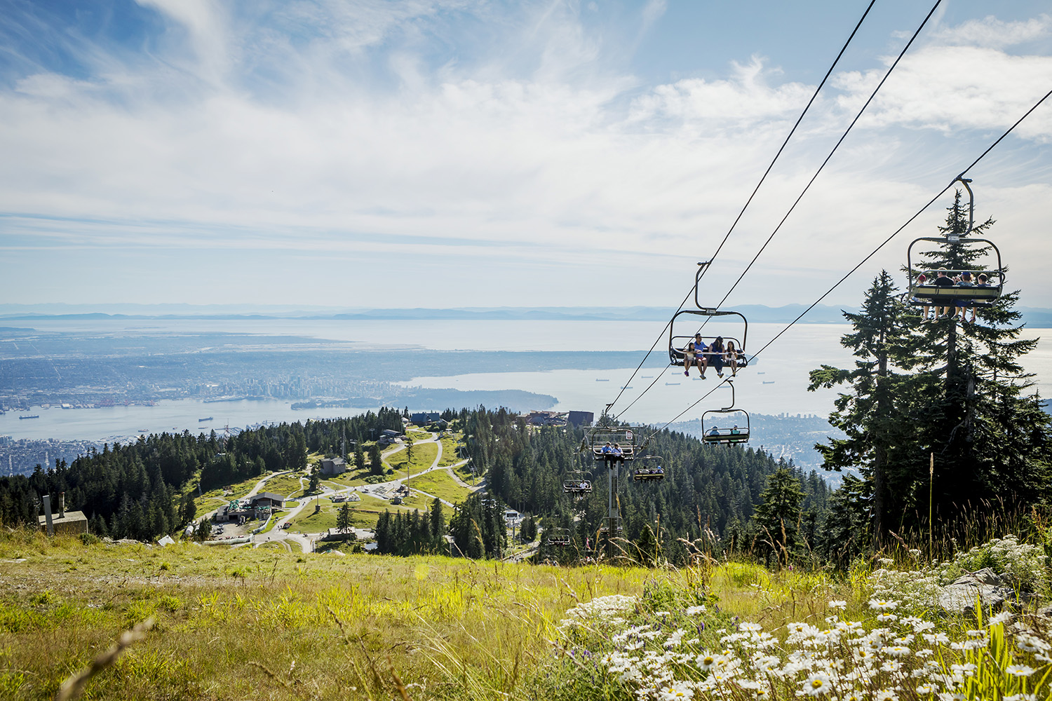 grouse mountain locals pass