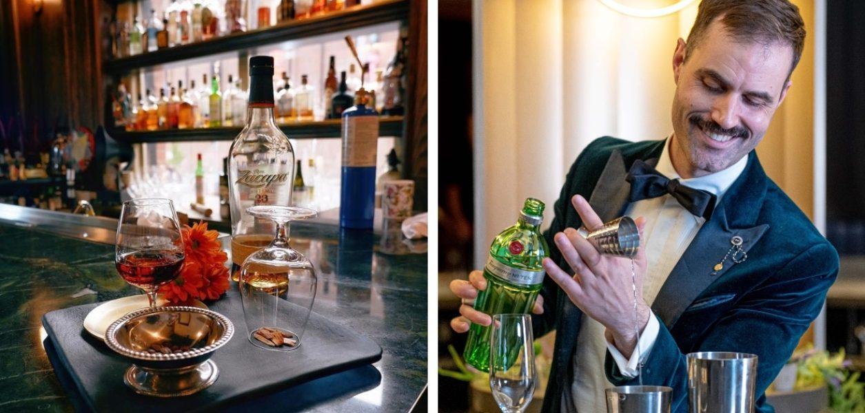 World's best bartender