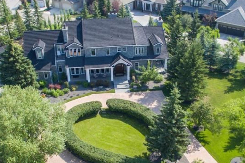 expensive homes calgary