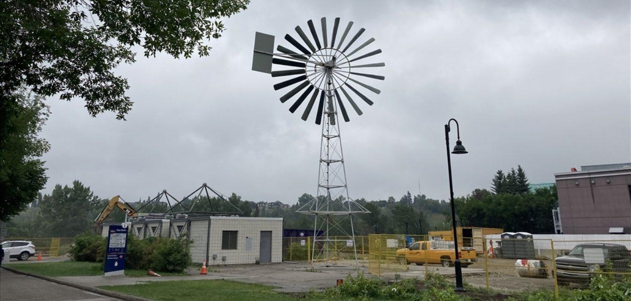 eau claire windmill