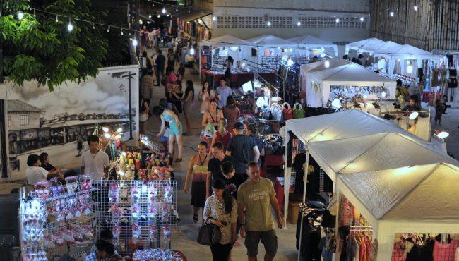 heritage market nights