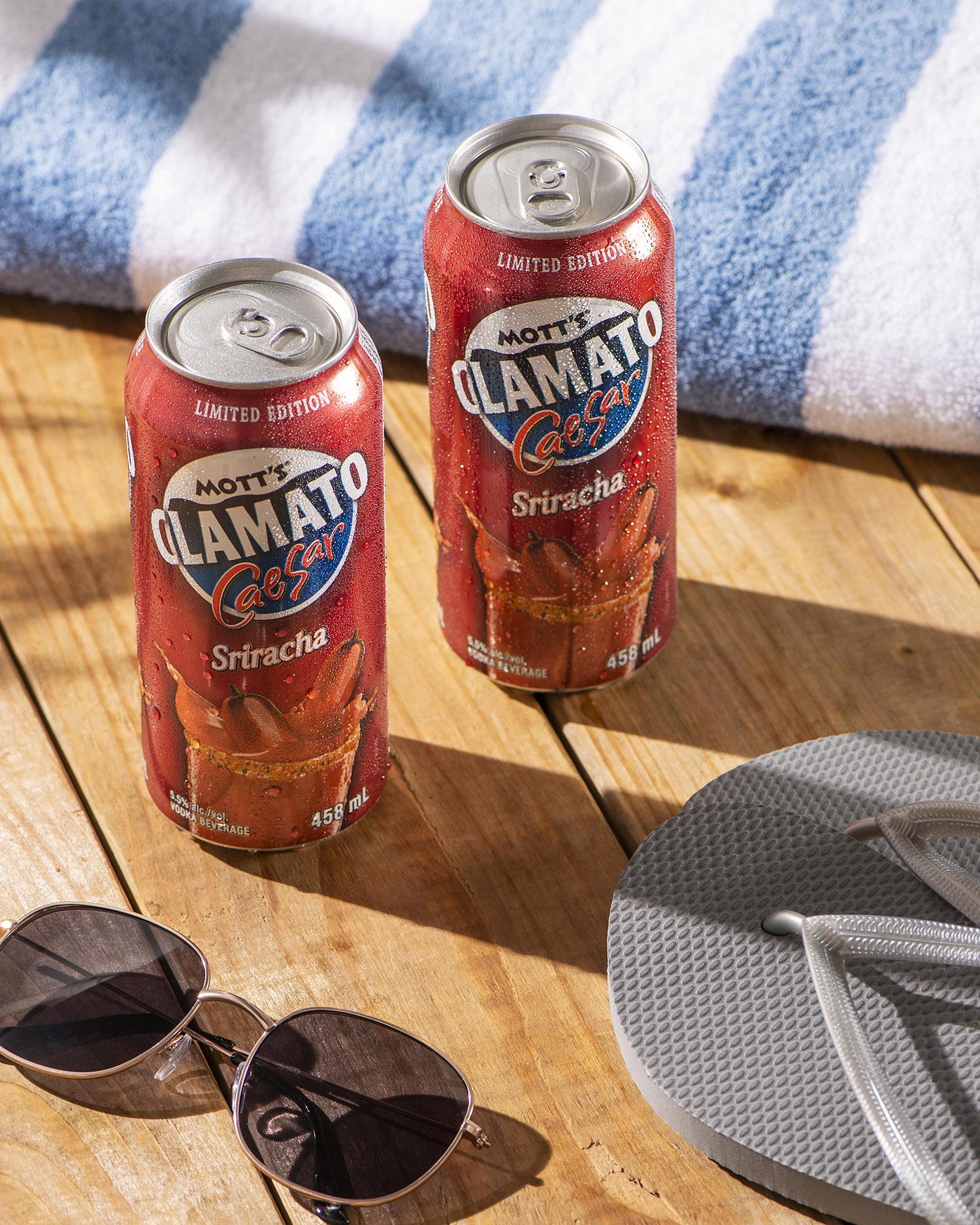 summer food drink pairings