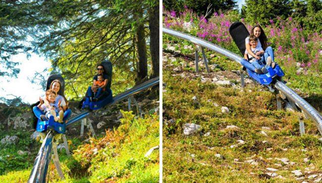 eagle coaster cypress mountain