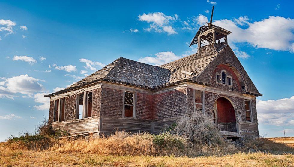 washington ghost towns
