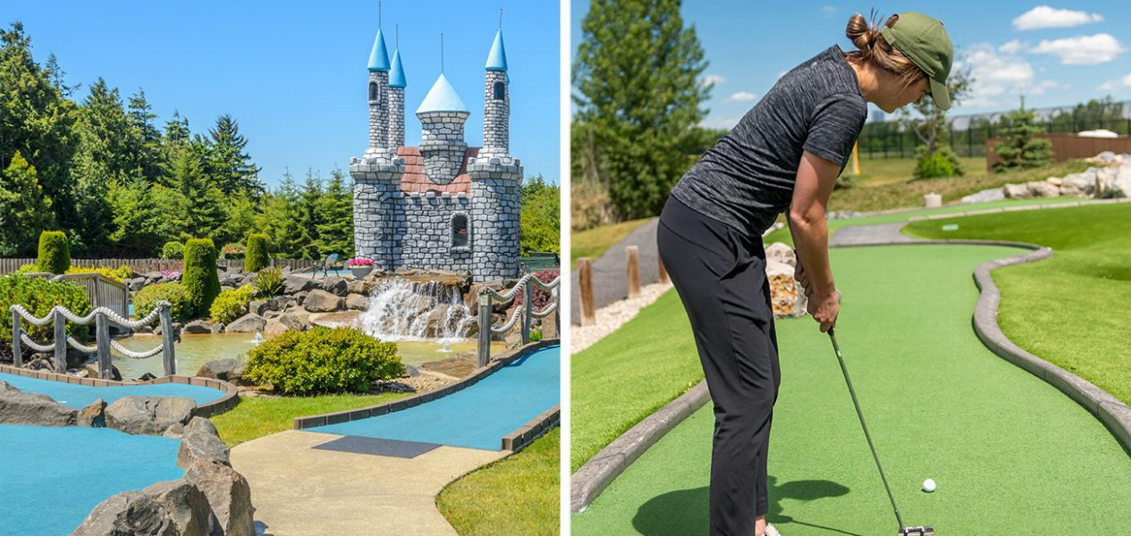 calgary mini-golf